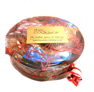 The Indian Spice & Serving Dish Gift Set | Buy Online at The Asian Cookshop.